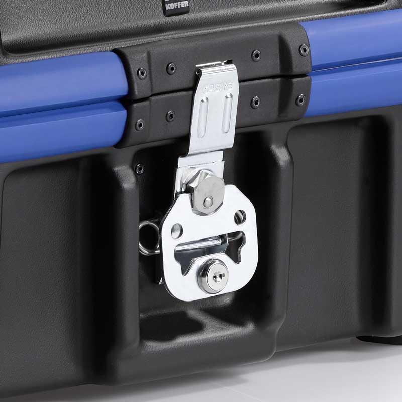 Kofferzubehoer Schließsysteme