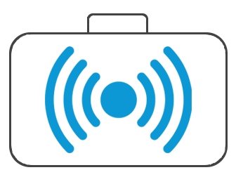 Koffer für Sensorik