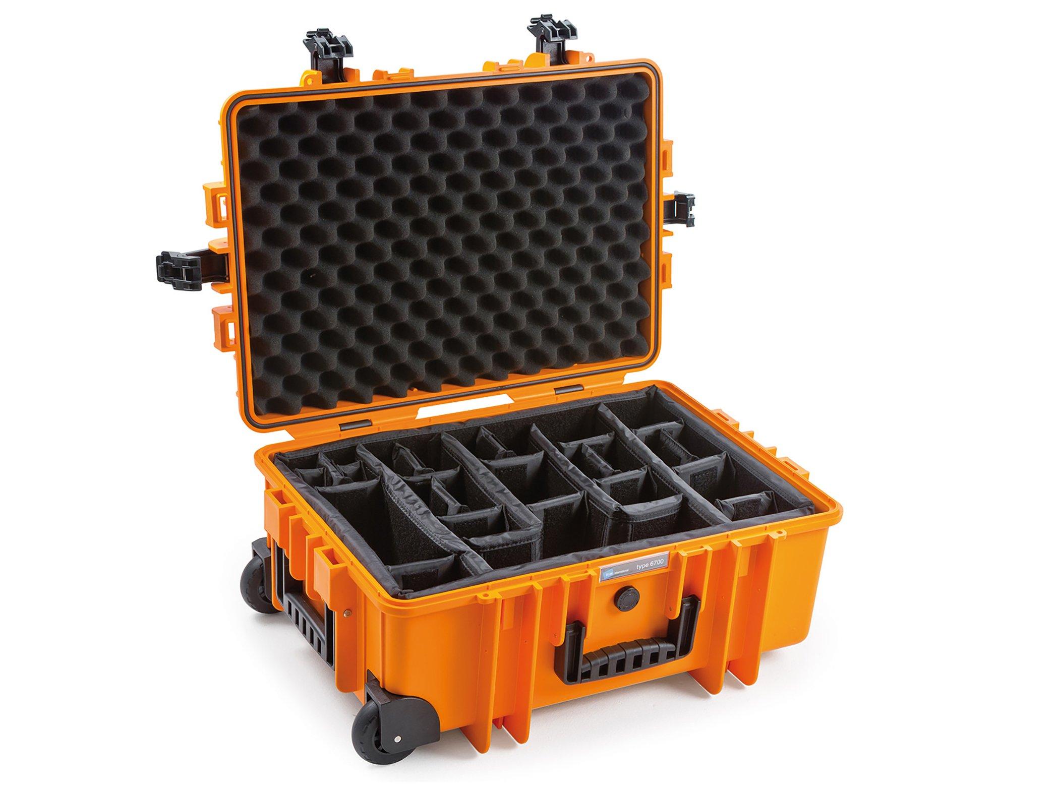 Outdoor Case Typ 6700 mit RPD