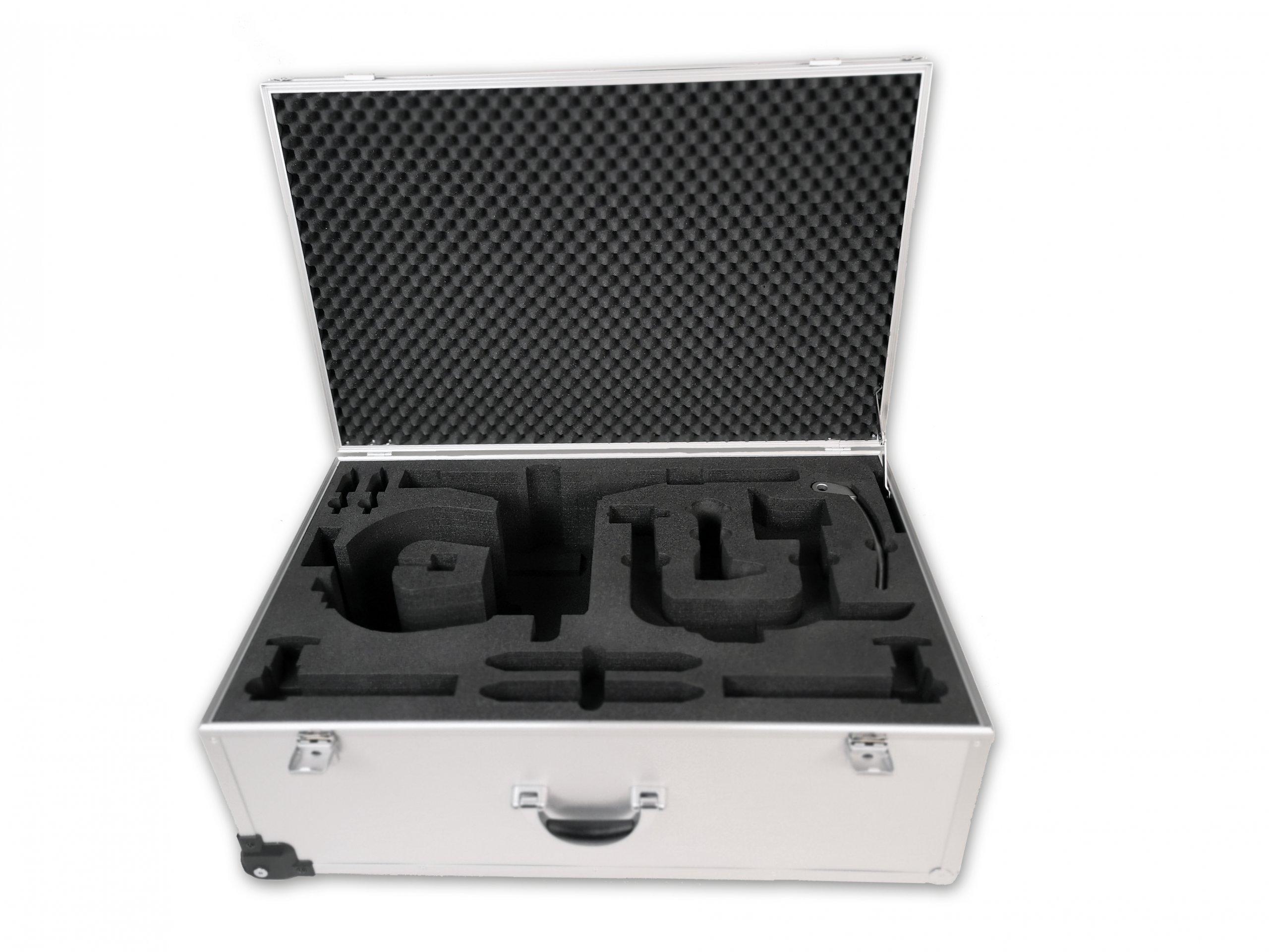 Präsentationskoffer für chirurgische Instrumente