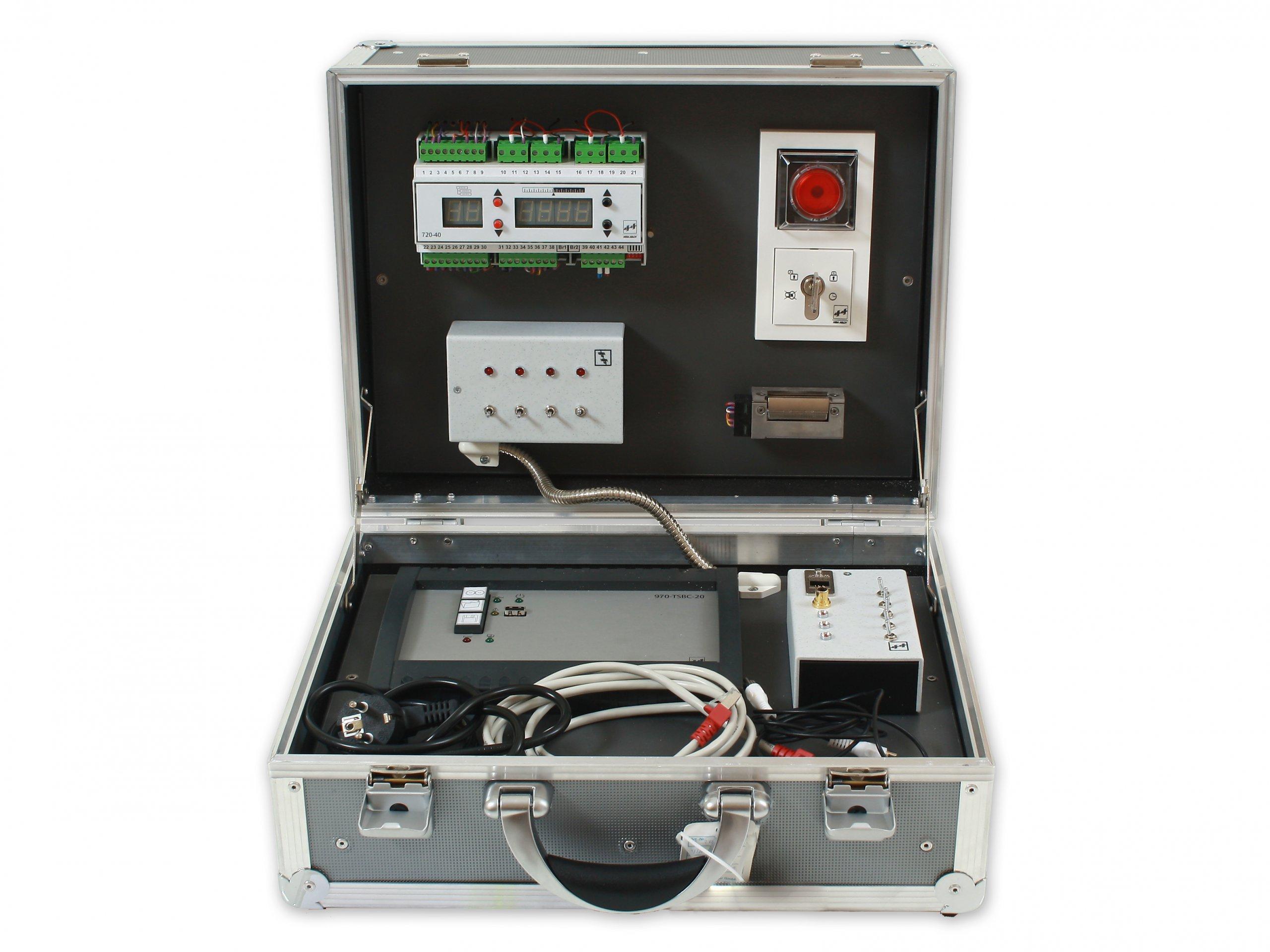 Koffer für Sicherheitstechnik