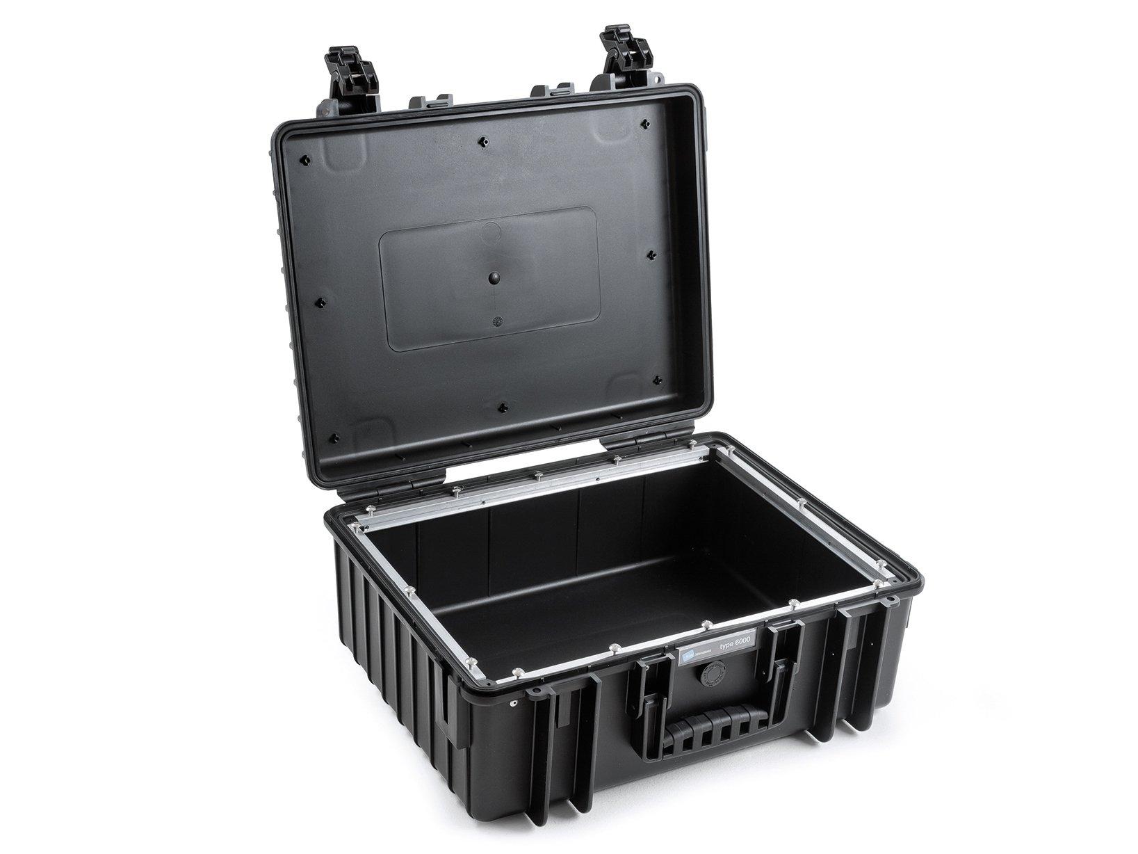 Aluminium Einbaurahmen für Outdoor Case