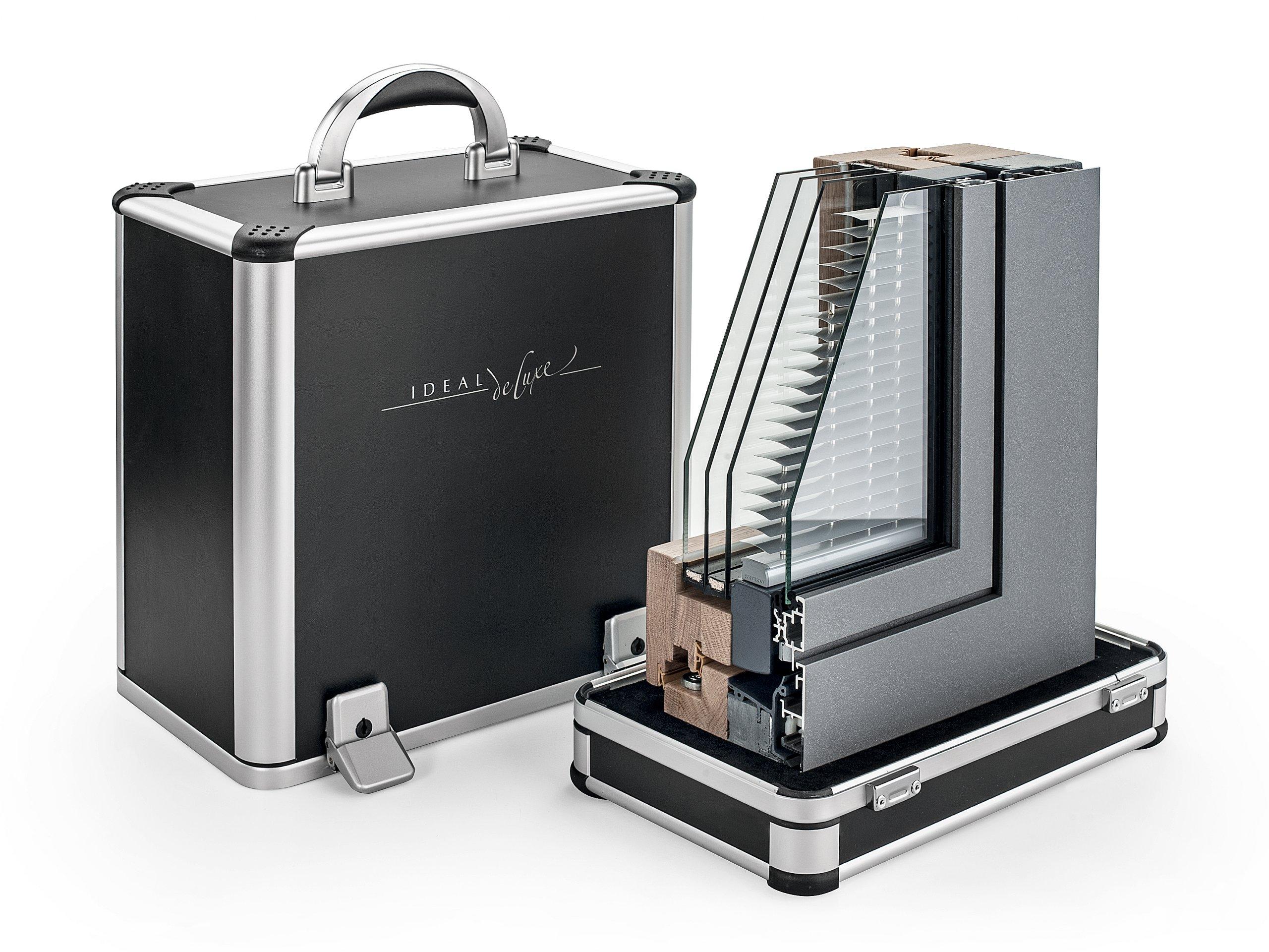 Koffer für Fenster Muster