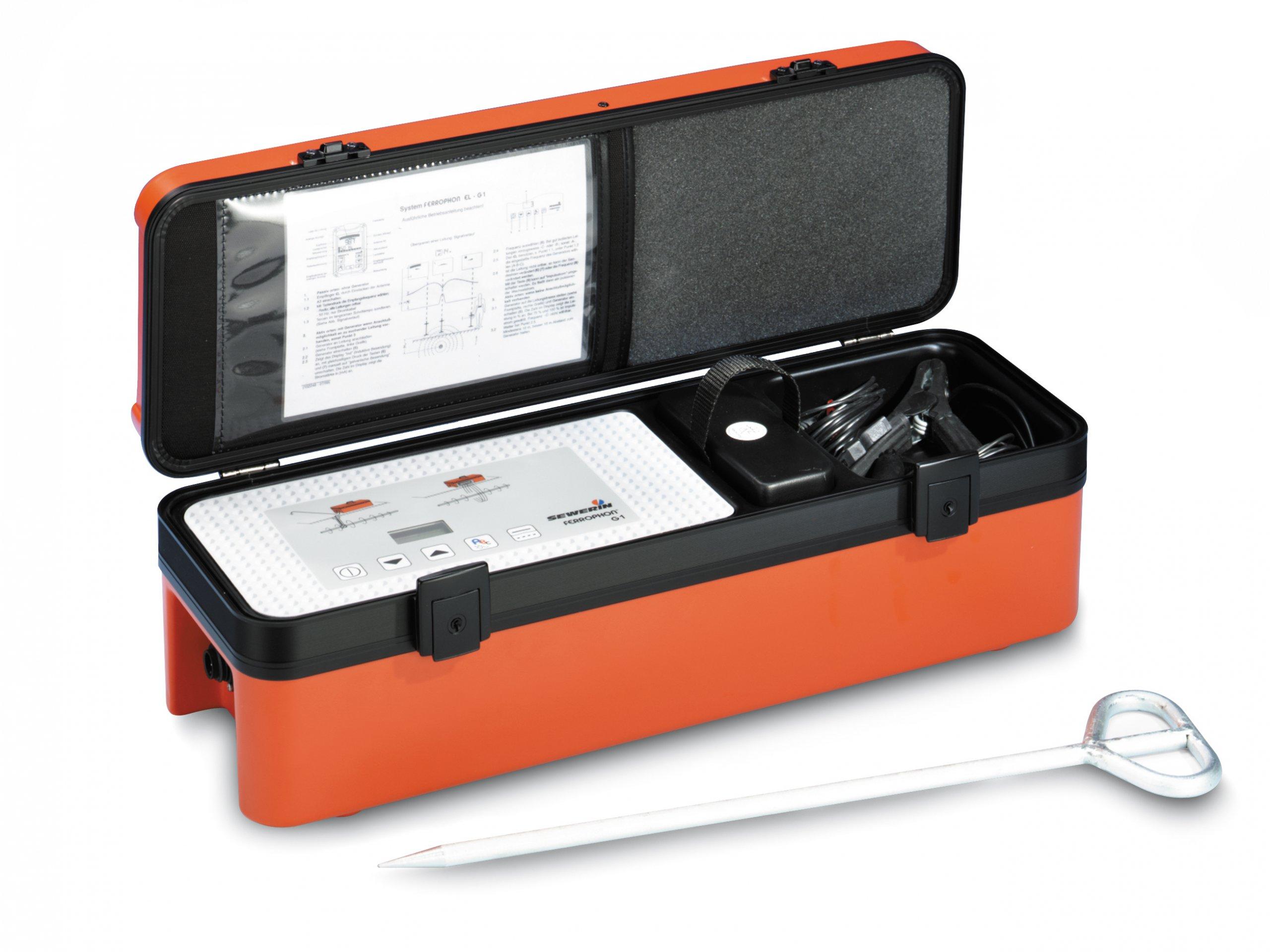 Koffer für Messtechnik