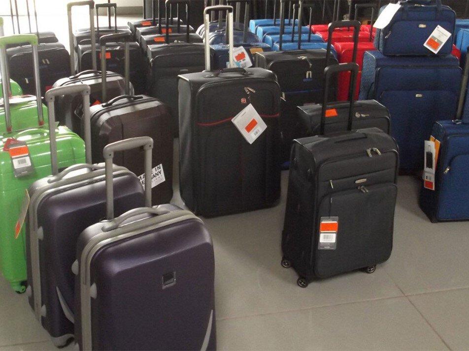 Lagerverkauf Koffermarkt