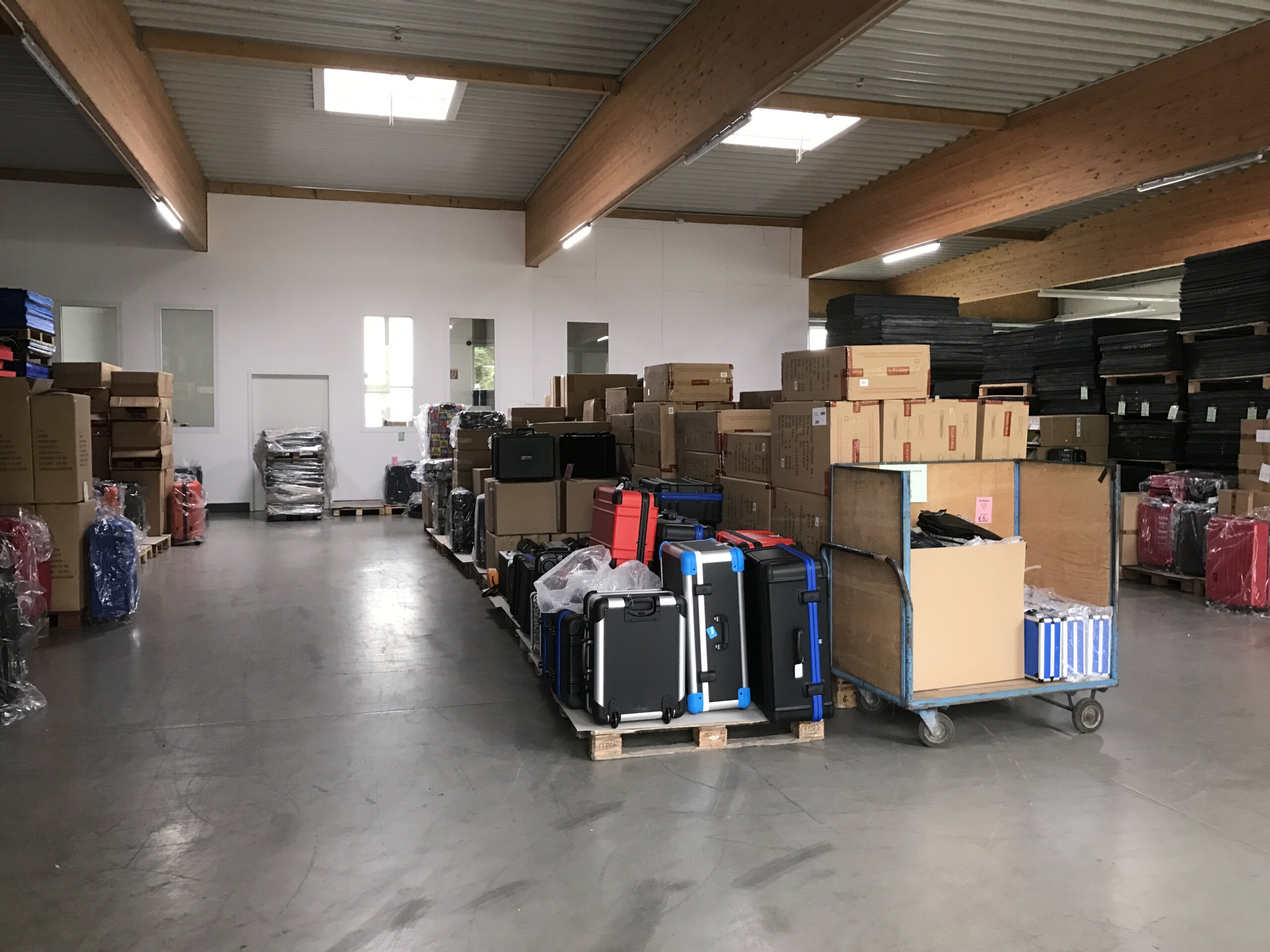 Lagerverkauf Koffermarkt 08.04.2017