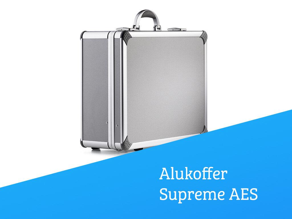 Aluminium-Rahmenkoffer AES