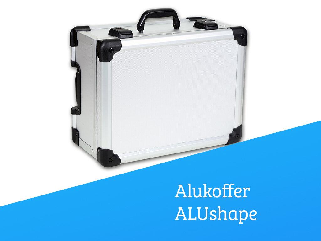 Aluminium-Rahmenkoffer ALUshape