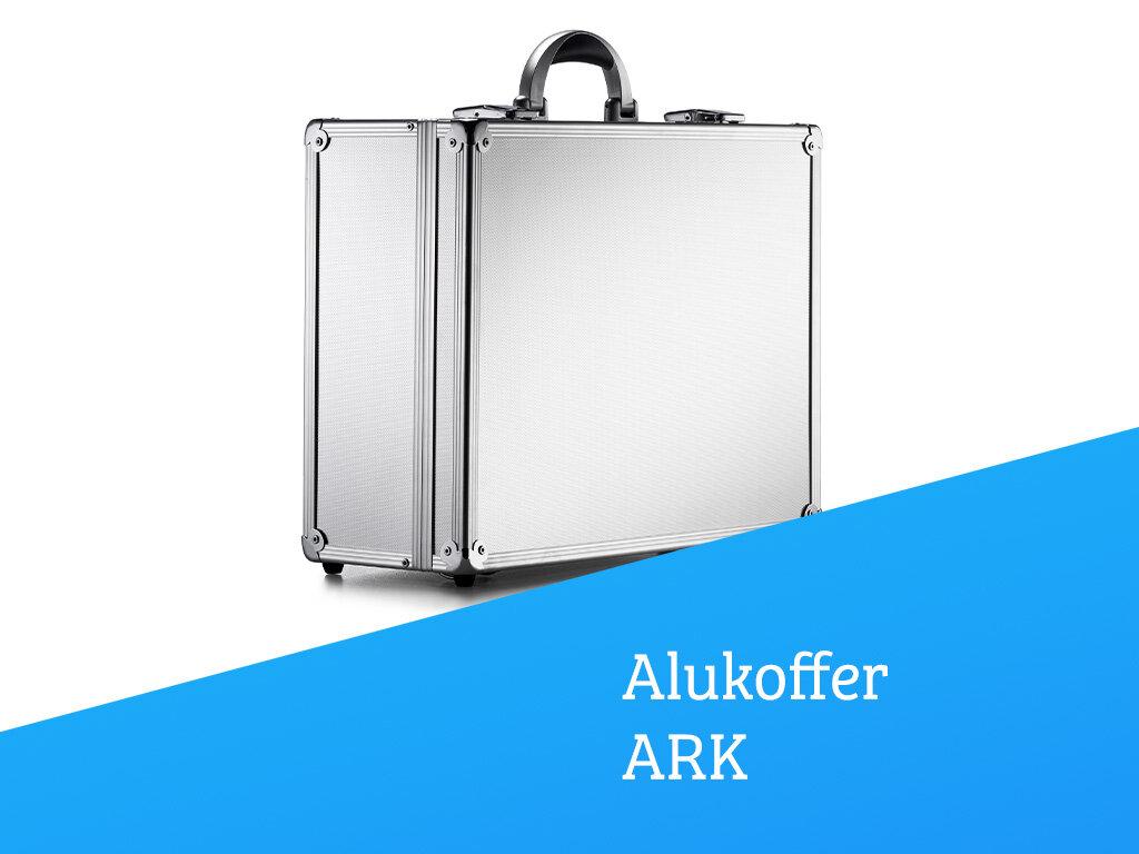 Aluminium-Rahmenkoffer ARK