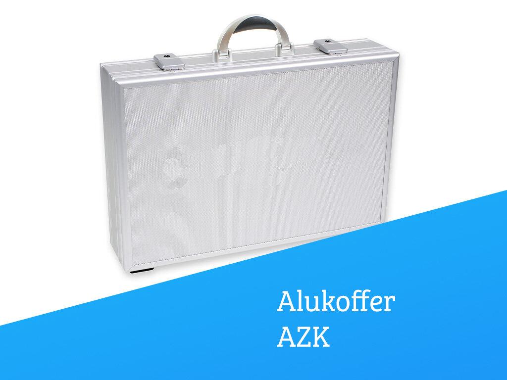 Aluminiumzargen-Koffer AZK