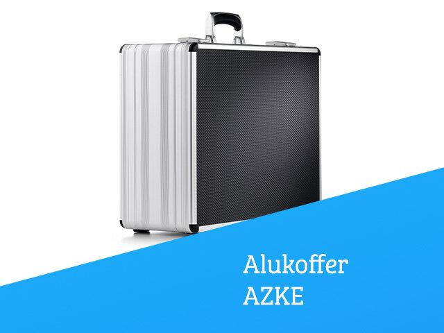 Aluminium-Zargenkoffer AZKE