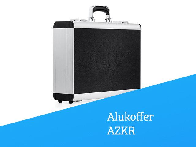 Aluminiumzargen-Koffer AZKR
