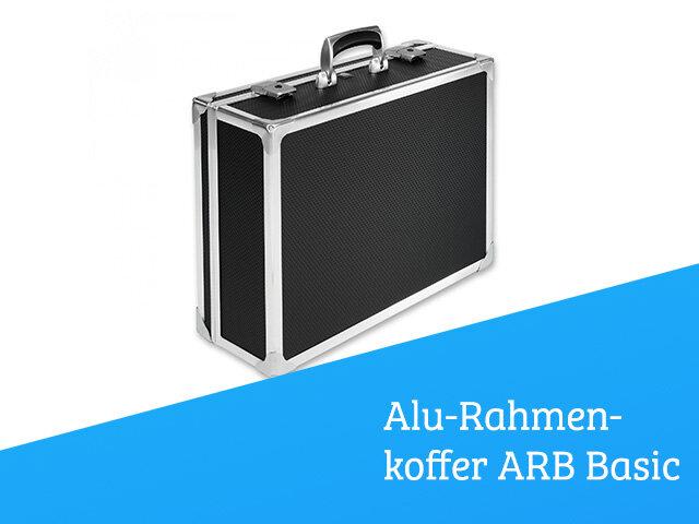 Alu-Rahmenkoffer ARB-Basic