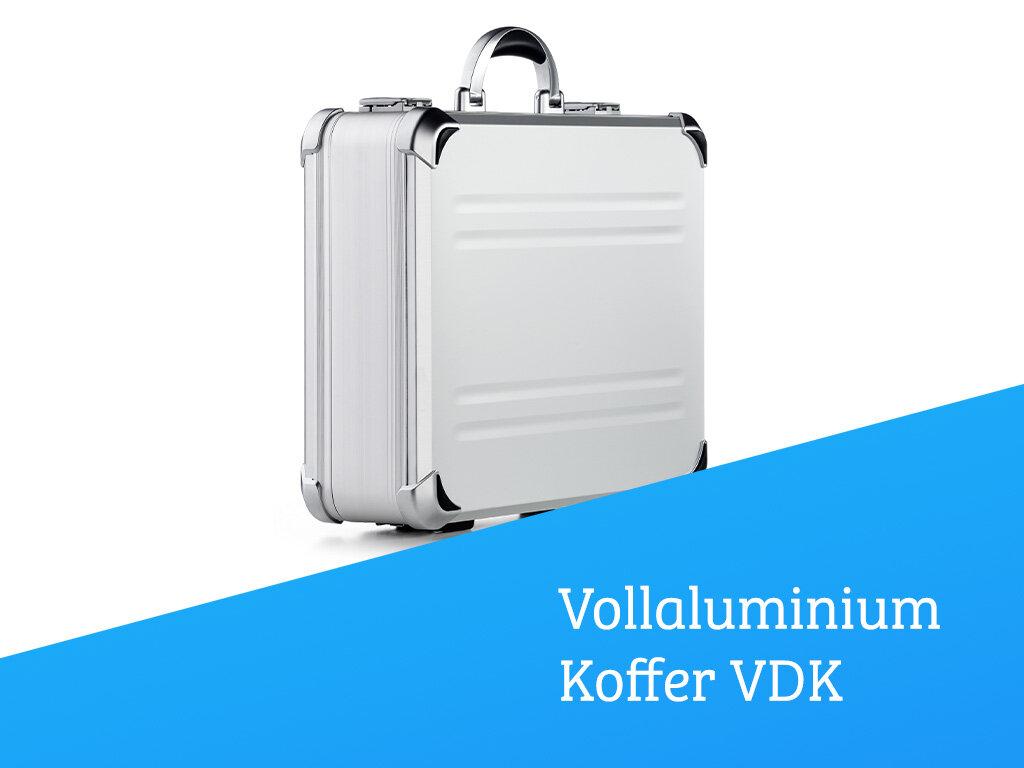 Vollaluminium Koffer Design